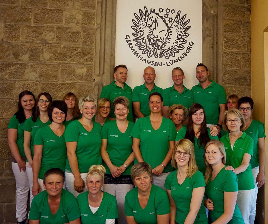 Team Gesundheitszentrum Südeifel